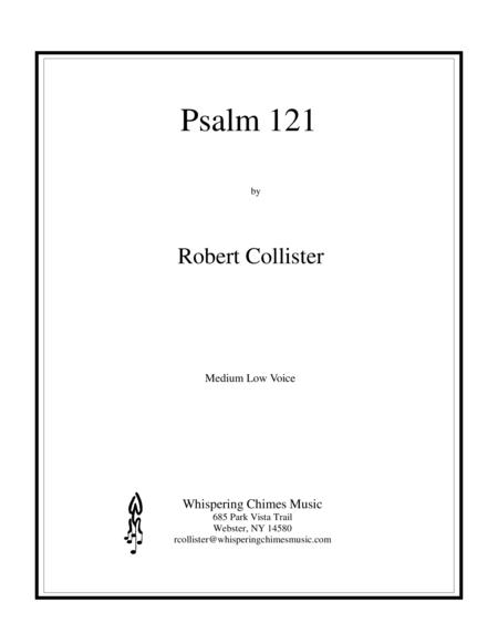 Psalm 121 (medium low voice)