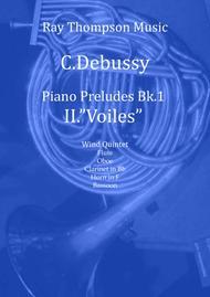 Debussy: Piano Preludes Bk.1 No.2