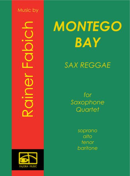 Montego Bay from Five Sax Reggaes