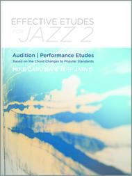 Effective Etudes For Jazz, Volume 2 - Bb Tenor Sax