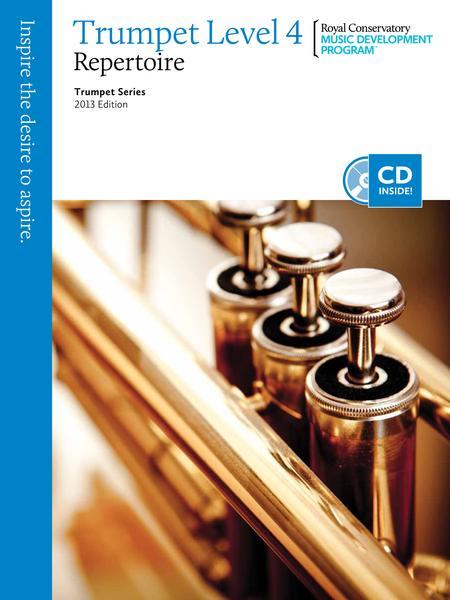 Trumpet Series: Trumpet Repertoire 4