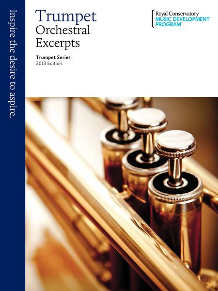 Trumpet Series: Trumpet Orchestral Excerpts