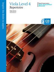 Viola Series: Viola Repertoire 4