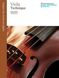 Viola Series: Viola Technique
