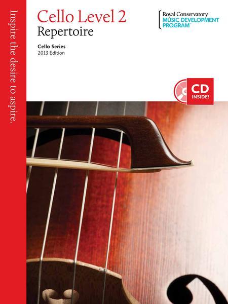 Cello Series: Cello Repertoire 2