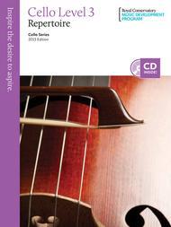 Cello Series: Cello Repertoire 3