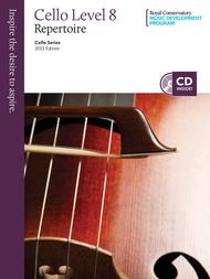 Cello Series: Cello Repertoire 8
