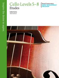 Cello Series: Cello Etudes 5-8