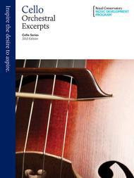 Cello Series: Cello Orchestral Excerpts