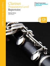 Clarinet Series: Clarinet Preparatory Repertoire