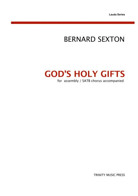 God's Holy Gifts