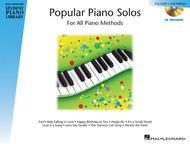 Popular Piano Solos 2nd Edition - Prestaff Level
