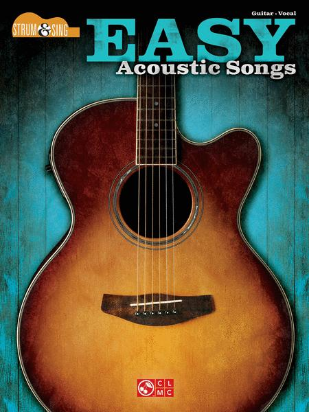 Easy Acoustic Songs - Strum & Sing Guitar