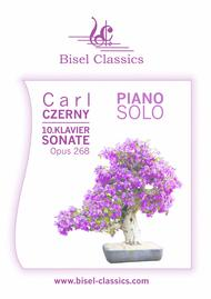 10. Klaviersonate, Op. 268