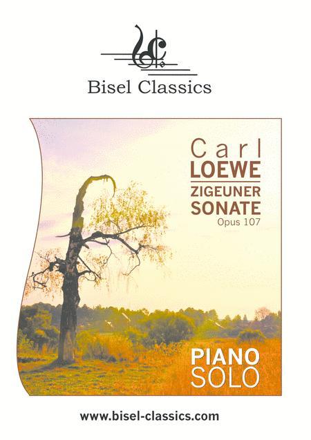 Zigeuner-Sonate, Opus 107