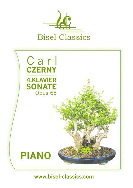 4. Klaviersonate, Op. 65