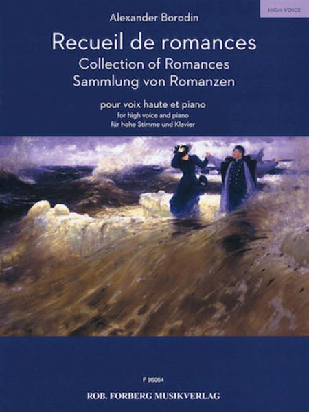 Collection of Romances [Recueil de romances]