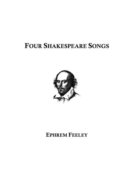 Four Shakespeare Songs