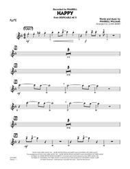 Happy (from Despicable Me 2) - Flute