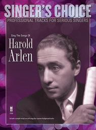 Sing the Songs of Harold Arlen