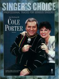 Sing The Songs of Cole Porter Vol. 2