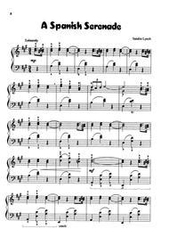 A Spanish Serenade