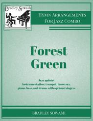 Forest Green - Jazz Quintet and Singers