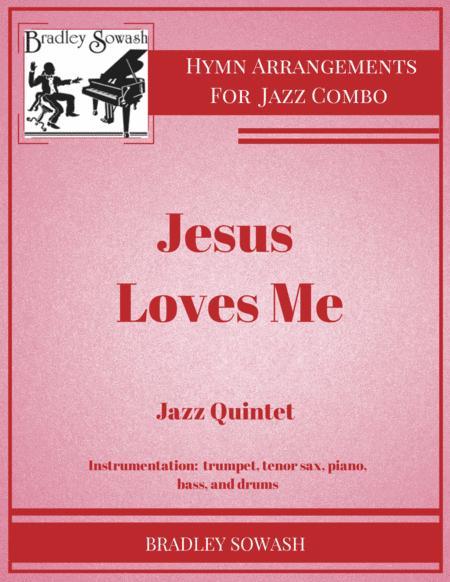 Jesus Loves Me - Jazz Quintet