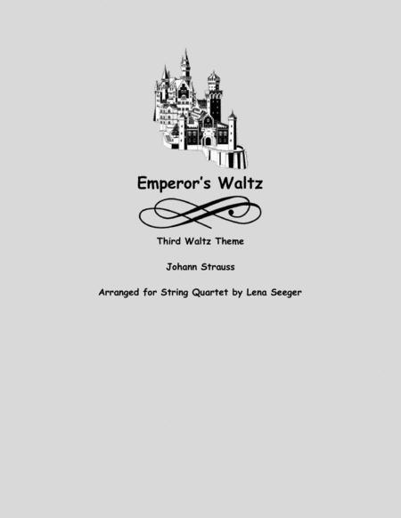Emperor's Waltz, Third Waltz Theme