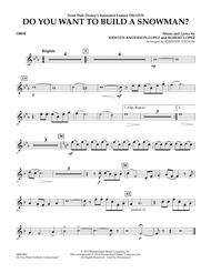 Do You Want to Build a Snowman? (from Frozen) - Oboe