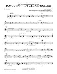 Do You Want to Build a Snowman? (from Frozen) - Bb Clarinet 1