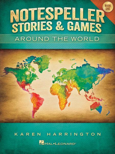 Notespeller Stories & Games - Book 1