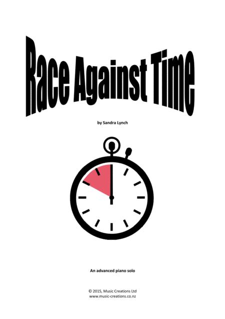 Download Race Against Time Sheet Music By Sandra Lynch Sheet Music
