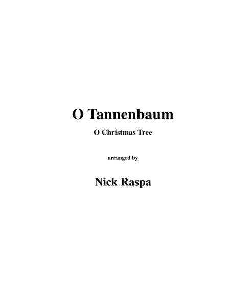 O Tannenbaum (O Christmas Tree)