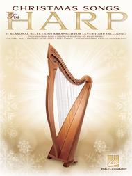 Christmas Songs for Harp