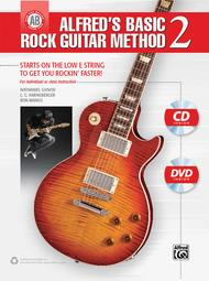 Alfred's Basic Rock Guitar Method, Book 2