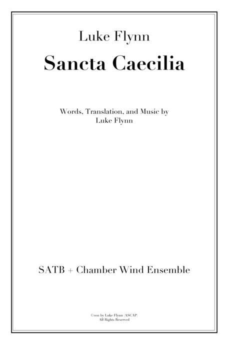 Sancta Caecilia