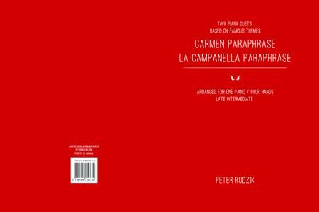 La Campanella Paraphrase - Piano Duet