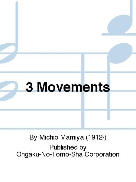 3 Movements