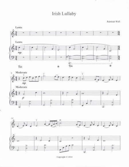 Irish Lullaby