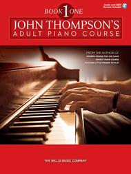 John Thompson's Adult Piano Course - Book 1