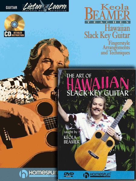 Slack Key Hawaiian Guitar Pack