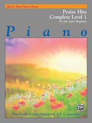 Alfred's Basic Piano Library Praise Hits Complete, Book 1