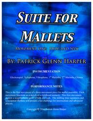 Suite for Mallets - Movement 1