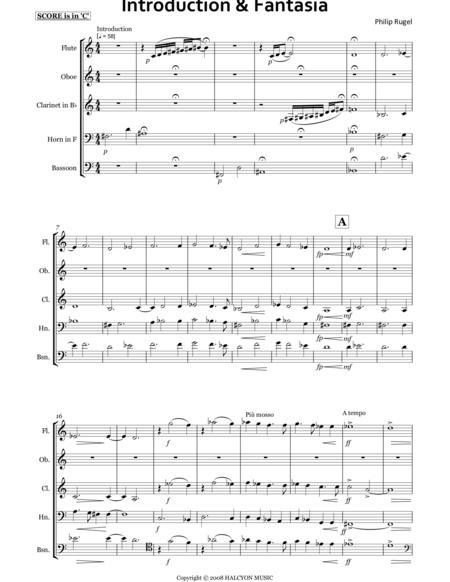 Introduction & Fantasia