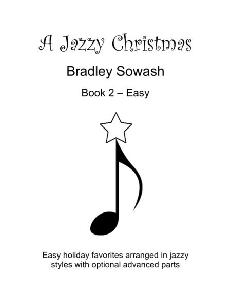 A Jazzy Christmas - Book 2
