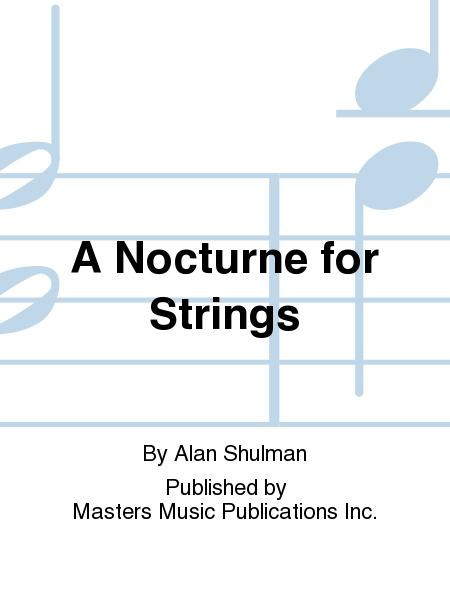 A Nocturne for Strings
