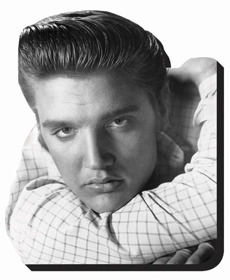 Elvis Heartthrob - Chunky Magnet