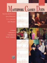 Masterwork Classics Duets, Level 8