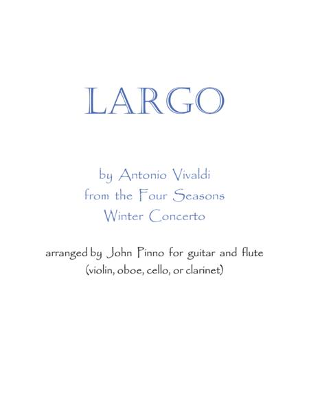 Largo (from The Four Seasons...Winter)